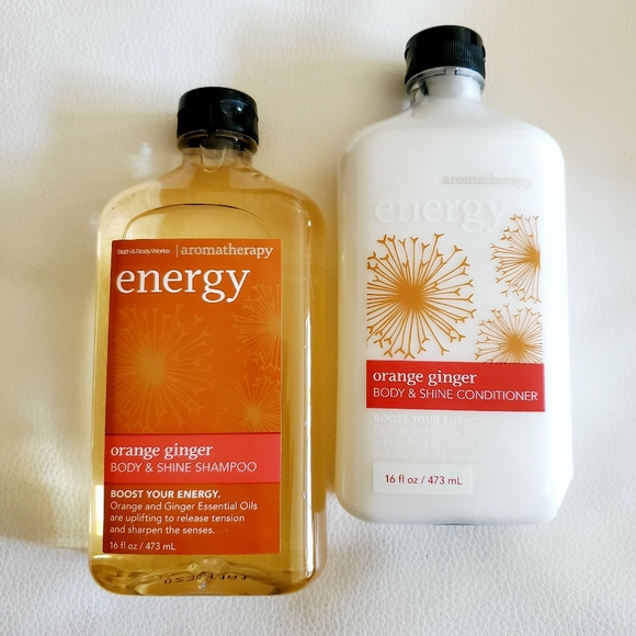 Energy Aromatherapy Hair Care
